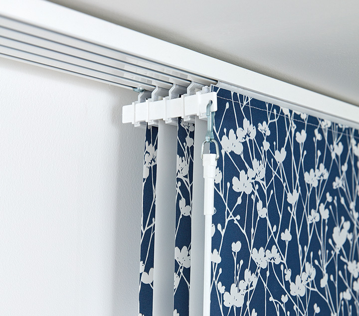 Panel Blinds - Don Smith Blinds