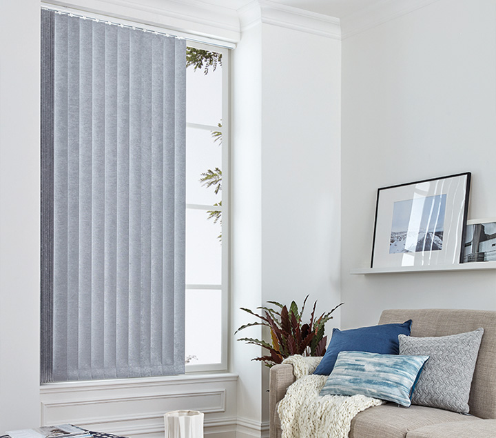 Don Smith Blinds - Vertical
