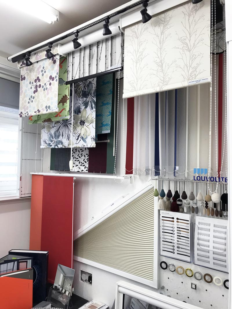 Don Smith Blinds - Showroom