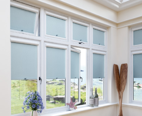 Pleated and PERFECT FIT BLINDS