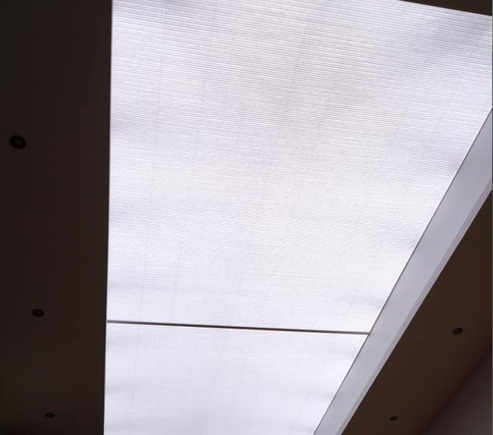 Don Smith Blinds - Skylight