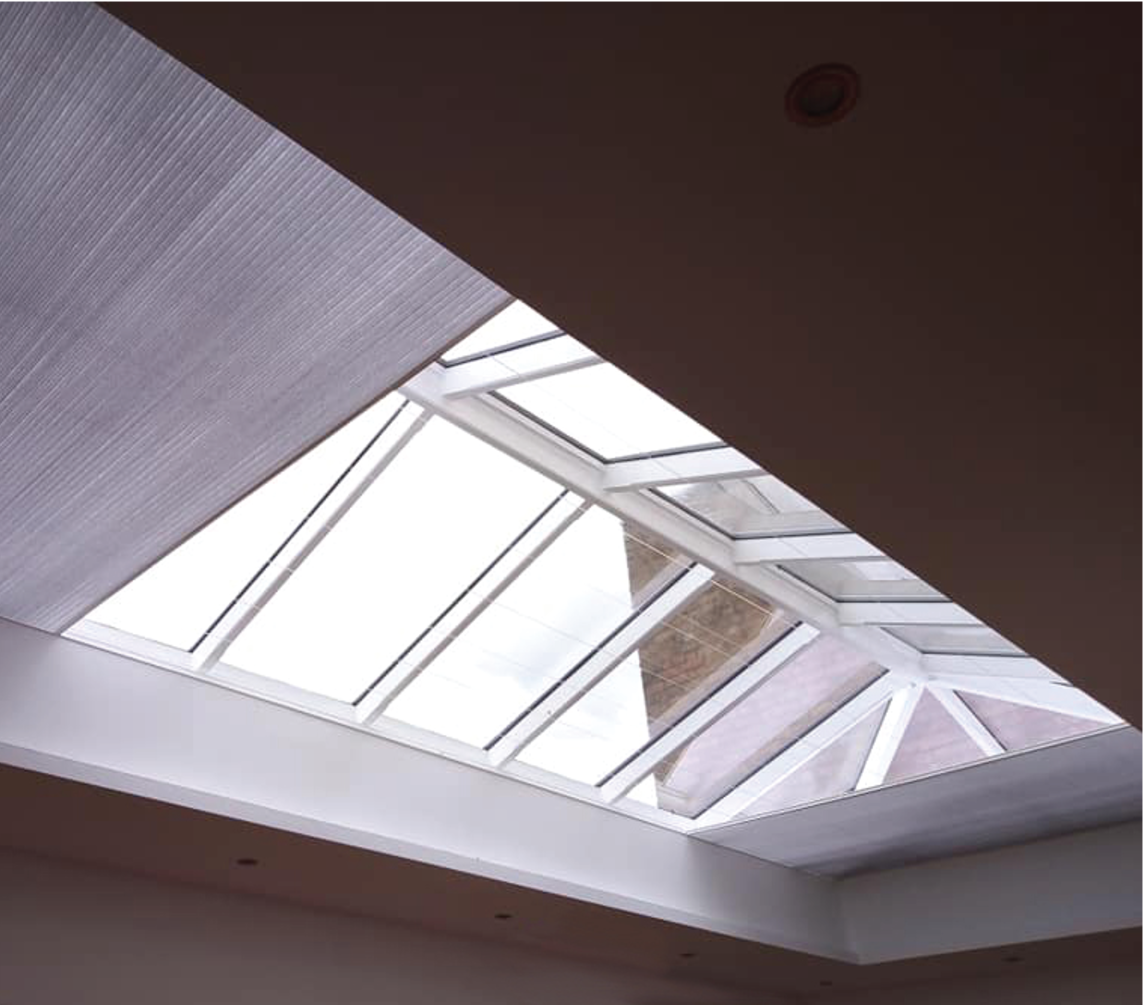 Large Skylight Blind